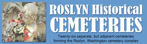 Roslyn Historical Cemeteries